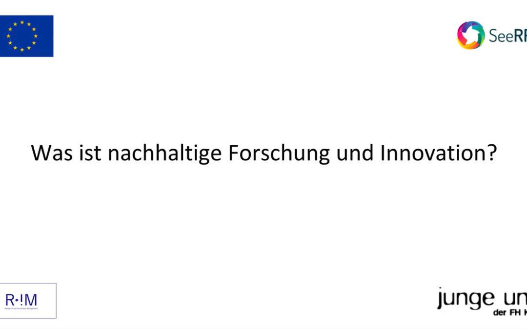 Junge Uni Krems 2019