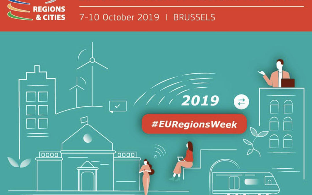 SeeRRI will be presented at the European Week of Regions and Cities 2019 in Brussels