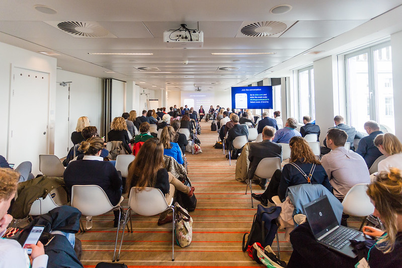 Update from SeeRRI's presentation at the EU Week of Region and Cities in Brussels
